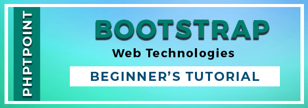 Bootstrap 4 tutorial for beginners