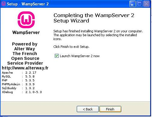 PHP WAMP Installation - learn php - php online - Phptpoint com