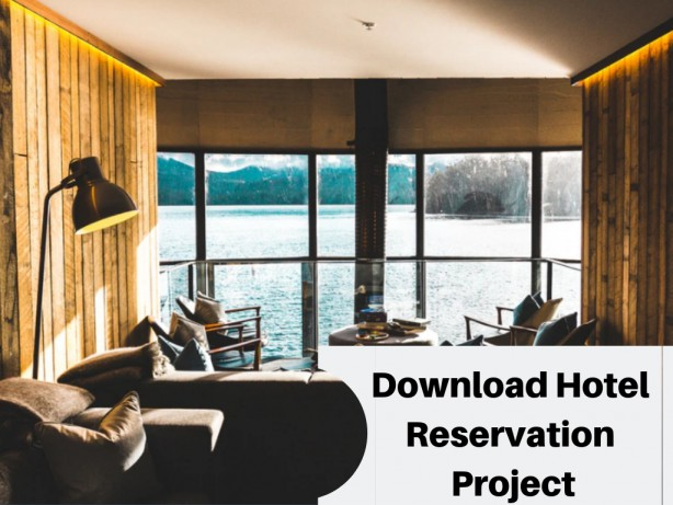 download hotel reservation system project